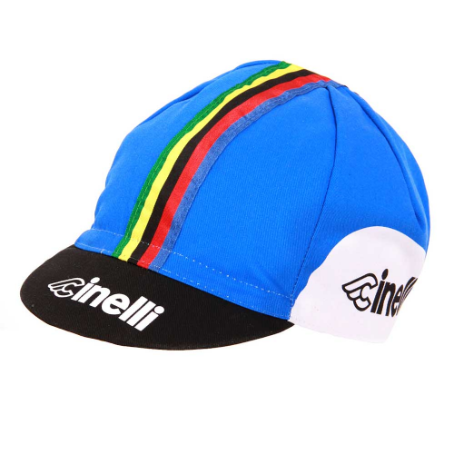 Cinelli Cycling Cap: Bassano